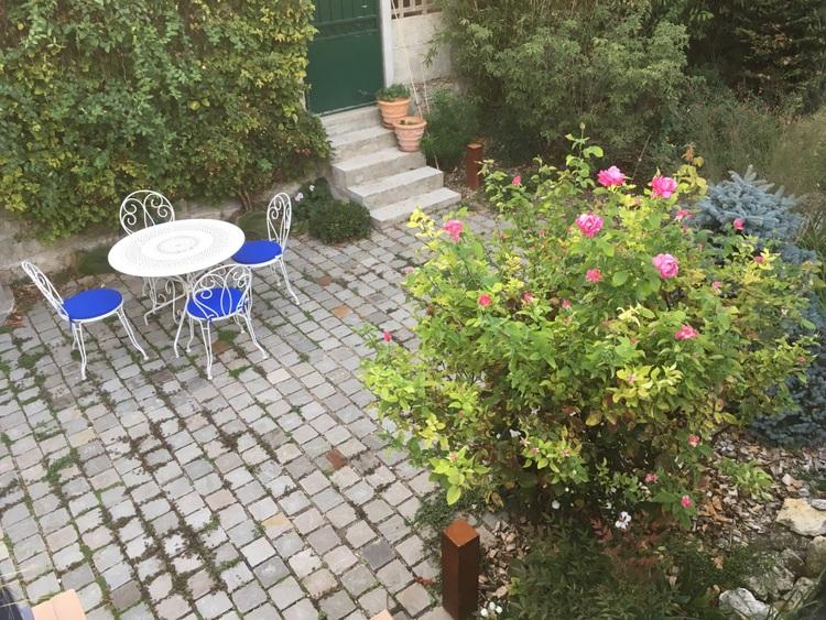 Conception et réalisation d'un jardin de 100m² à Villejuif