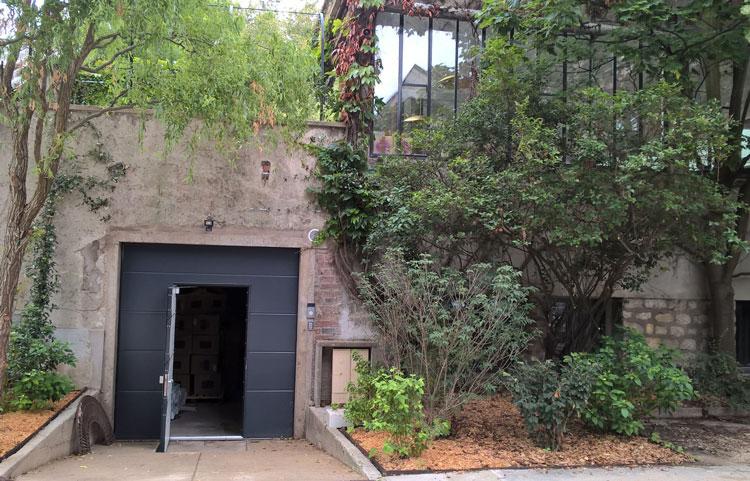 Aménagement de terrasses et aménagement intérieur - Loft - Montreuil