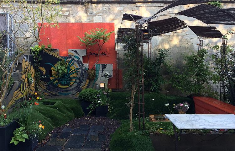 J'AIME L'AIR LIBRE…- Festival Jardins jardin aux Tuileries 2015