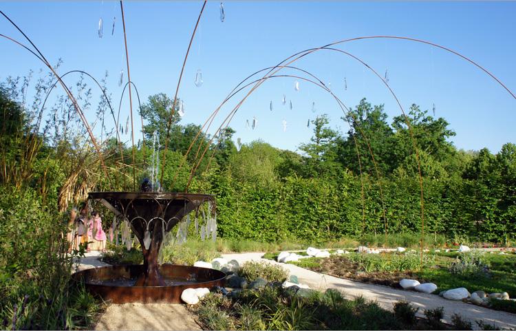Le Jardin Bijou festival de Chaumont-sur-Loire 2011-2012