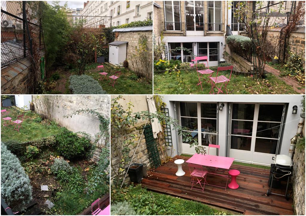 Conception Jardin Neuilly sur Seine