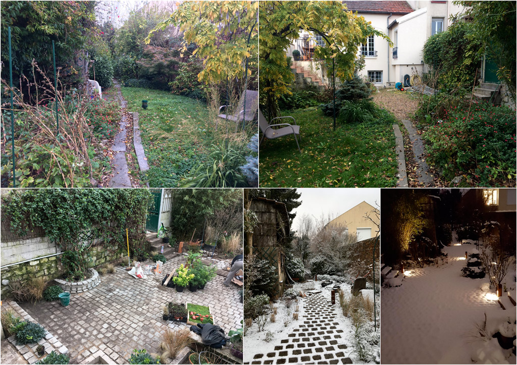 Aménagement Jardin Villejuif